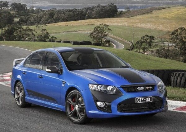 2014 FPV GT F 351 Photos 600x428 2014 Ford FPV GT F 351 Review, Specs and Performance