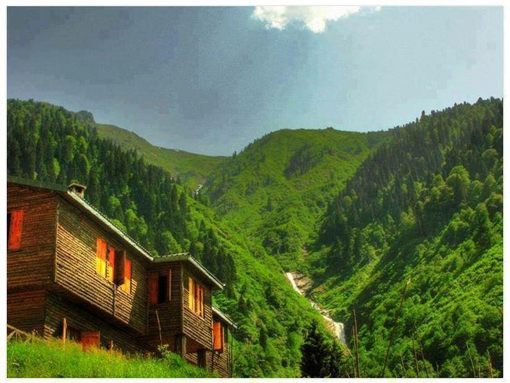 Rize / Eastern Blacksea Region of Turkey