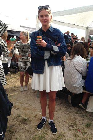 Street style: God stil på Roskilde dag #1 - Eurowoman