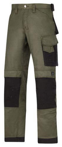 Snickers Knee Pad Work Trousers 3312 | eBay
