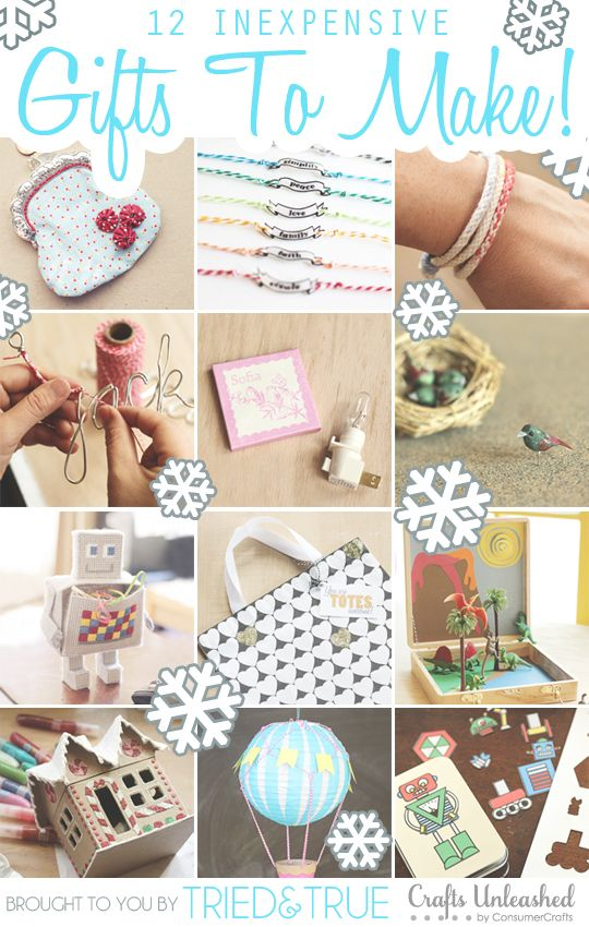 346 Best Images About Homemade Gifts For Children On Pinterest