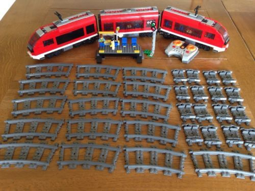 Lego city #passenger train 2010 #(7938), complete, no box, used, #looked after.,  View more on the LINK: 	http://www.zeppy.io/product/gb/2/182412521464/