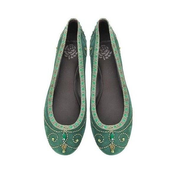 Scarpe Maliparmi ❤ liked on Polyvore featuring shoes, flats, sapatos y обувь