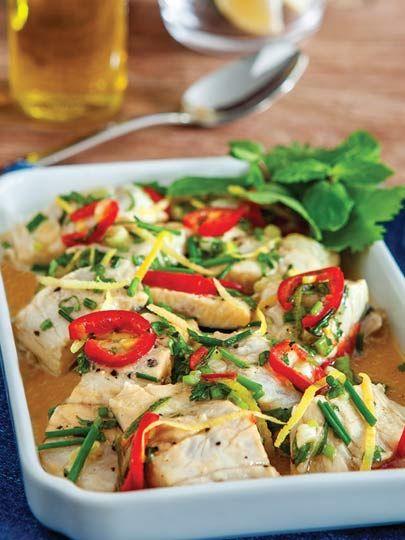 Levrek marine Tarifi - Türk Mutfağı Yemekleri - Yemek Tarifleri