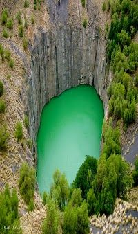 The Big Hole, Kimberley, South Africa: