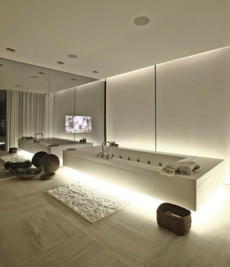 136 best images about salle de bain insolite on pinterest for Style minimaliste