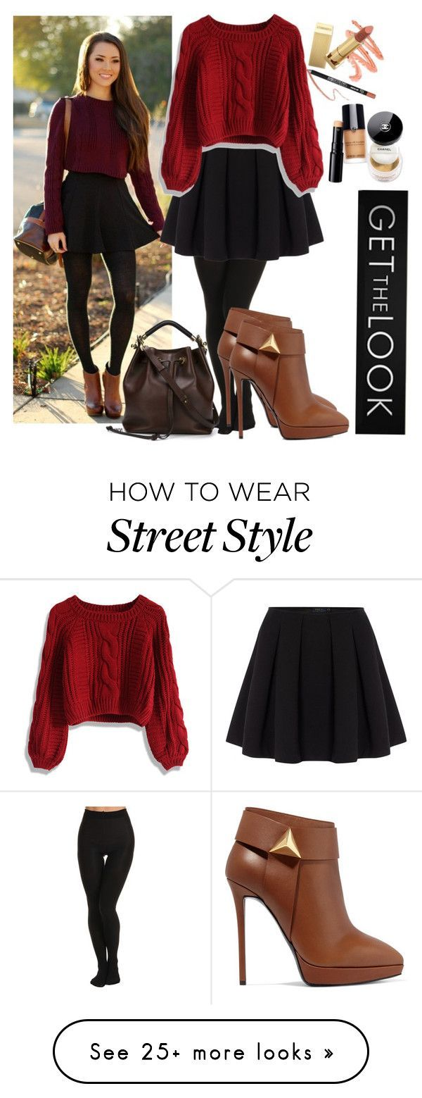 """GET The LOOk"" by chap15906248 on Polyvore featuring SPANX, Polo Ralph Lauren, C…"