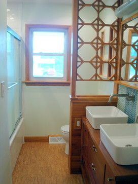 mid century bathrooms | Mid-Century Ranch Bathroom Remodel - modern - bathroom - richmond - by ...