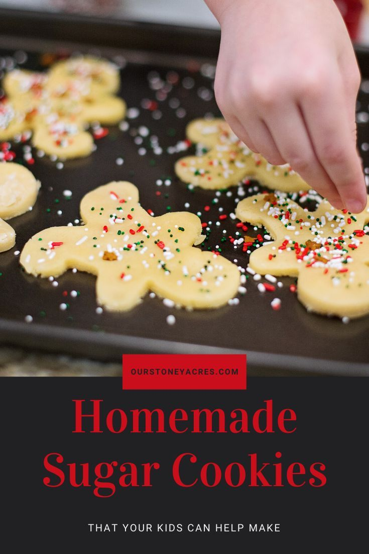 This Sugar Cookie Recipe Has Been In My Family For 50 Years It Tastes So Good And Delicious Christmas Cookies Sour Cream Sugar Cookies Healthy Holiday Baking