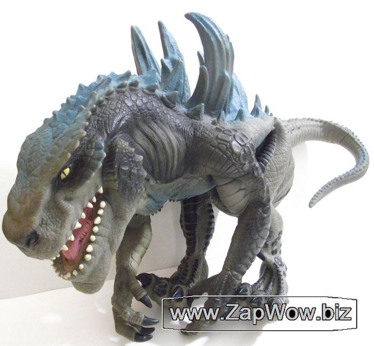 1998 Godzilla full body latex vintage hand puppet. Sold