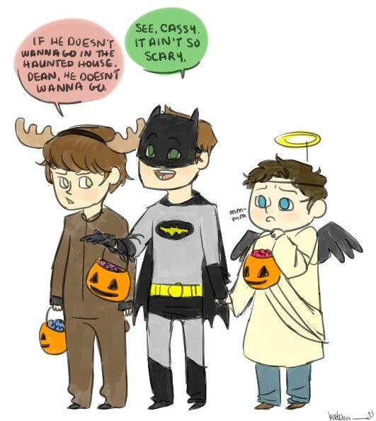 Supernatural. This is the most adorable thing I've ever seen!