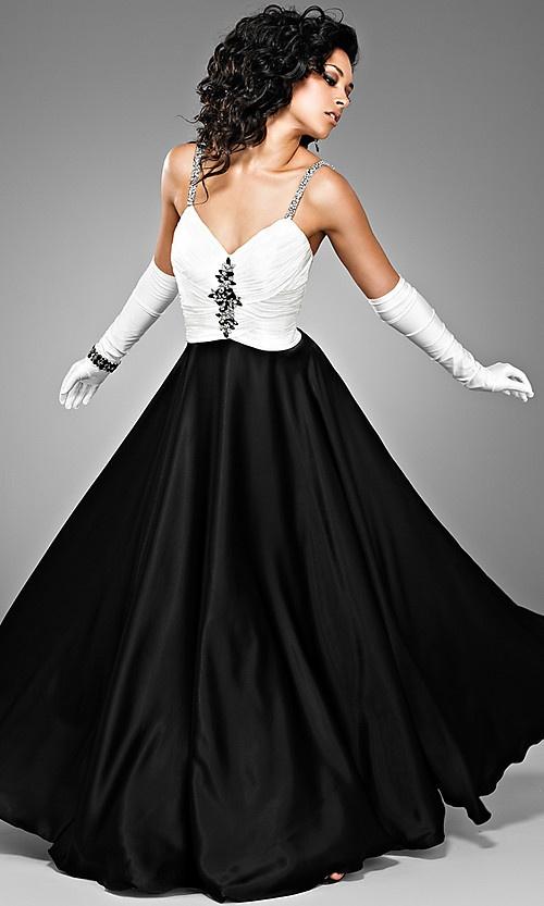 neatDress Prom, Wedding Dressses, Flower Girls Dresses, Evening Dresses, Black And White, Brides Dresses, Black Prom Dresses, Long Prom Dresses, Dresses Prom