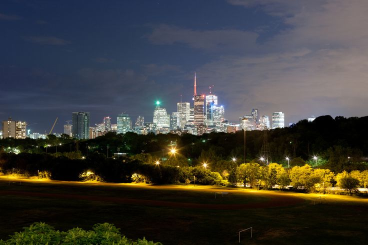From the park - Toronto