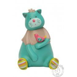 Tirelire chat Les Pachats - Moulin Roty