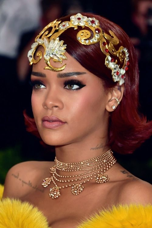 Rihanna, Barbados Goddess