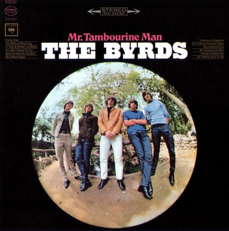 The Byrds - Mr.Tambourine Man ...
