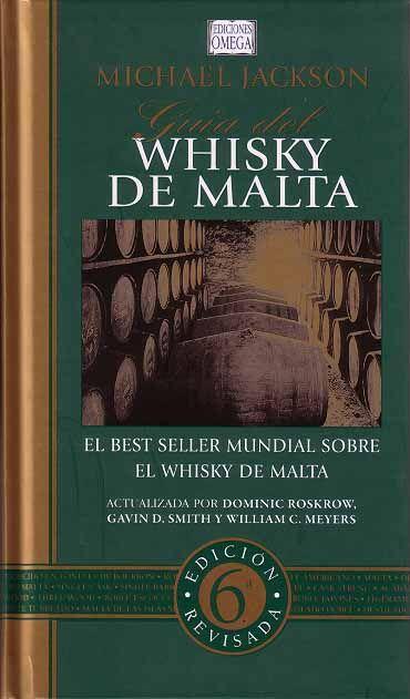 Guía del whisky de malta, de Michael Jackson.  L/Bc 663.4 JAC gui   http://almena.uva.es/search~S1*spi/?searchtype=t&searcharg=guia+del+whisky+de+malta&searchscope=1&SORT=D&extended=0&SUBMIT=Buscar&searchlimits=&searchorigarg=twhisky+de+malta