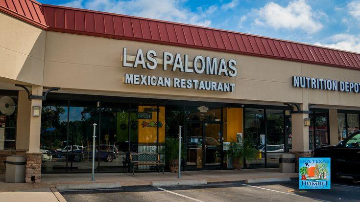 Las Palomas Mexican Restaurant Texas