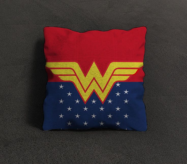 "Best Wonder Women Logo Custom Pillow Case 18""x18"" Limited Design #Unbranded #pillowcase #pillowcover #cushioncase #cushioncover #best #new #trending #rare #hot #cheap #bestselling #bestquality #home #decor #bed #bedding #polyester #fashion #style #elegant #awesome #luxury #custom #disney #cartoon #movie #wonderwomen #wonder #women"