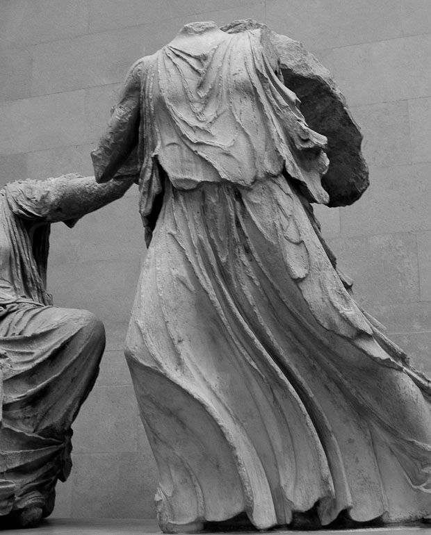elgin marbles, british museum. I will see these before I die!