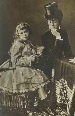 Countess Marie Larisch von Wallersee-Moennich and ...