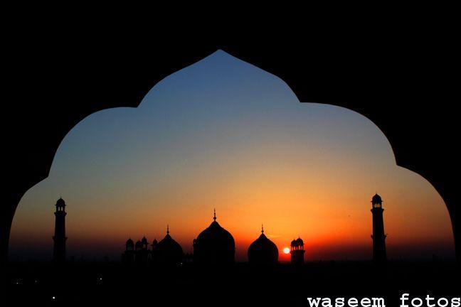 bad shahi mosque. | Flickr - Photo Sharing!