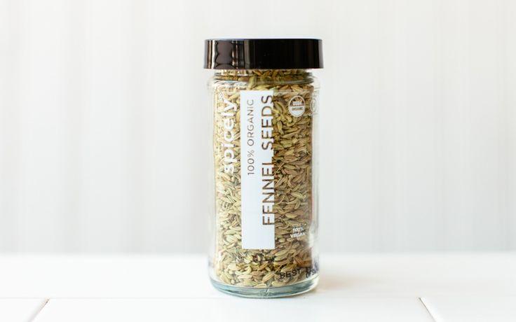 Spicely Organics Organic Fennel Seeds