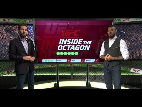 UFC (Ultimate Fighting Championship): Fight Night Dublin: Unibet Presents Inside The Octagon