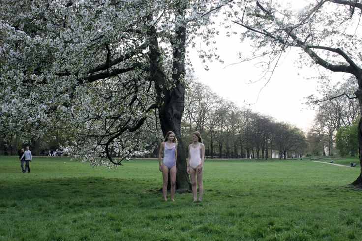 Green Park /// Piranha shoot with PINK && LILAC swimsuits