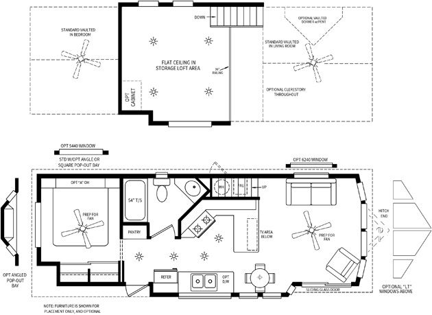 Floorplans Standard Features