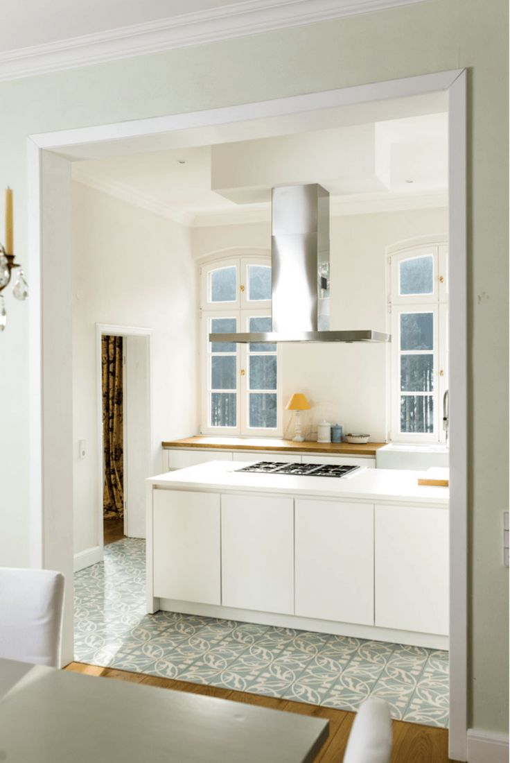 küche streichen mit kreidefarbe und kreidelacken mit