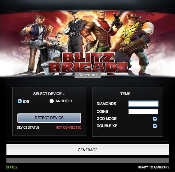 Blitz Brigade Unlimited Hack Generator Tool