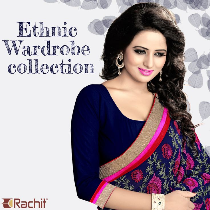 Ethnic wardrobe collection by leading online Indian saree store.  #wardrobe #ethnicwear #saree