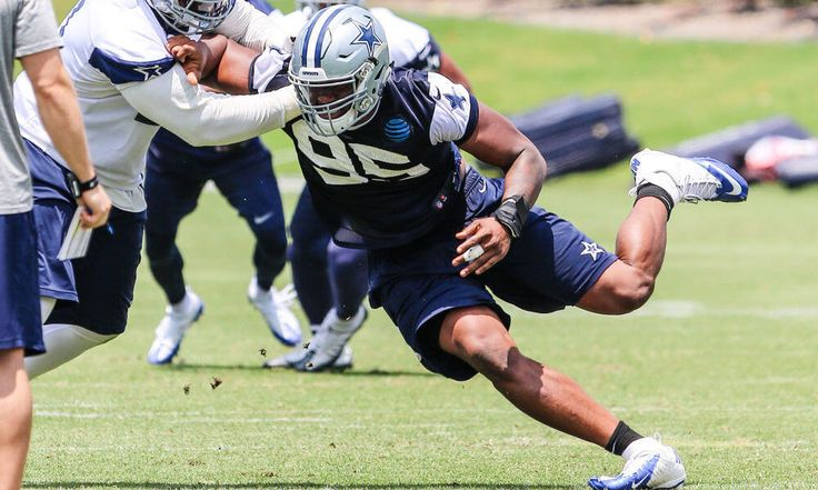 Projecting the sack total for each Cowboys defensive linemen = The Dallas Cowboys' top priority this offseason was improving their pass rush. They had 36 sacks in 2016 (28 from the defensive line), which put them 13th in the NFL. However, the Cowboys did not have.....