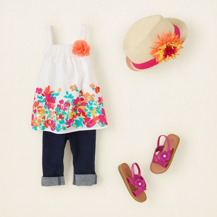 baby girl - outfits - garden girl | Children's Clothing | Kids Clothes | The Children's Place