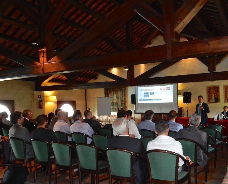 Seconda tappa del Roadshow Le Tecnologie del Futuro al Golf Club La Montecchia (PD)