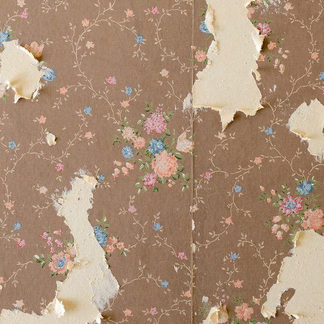 Painting Grasscloth Wallpaper: Best 25+ Painting Over Wallpaper Ideas On Pinterest