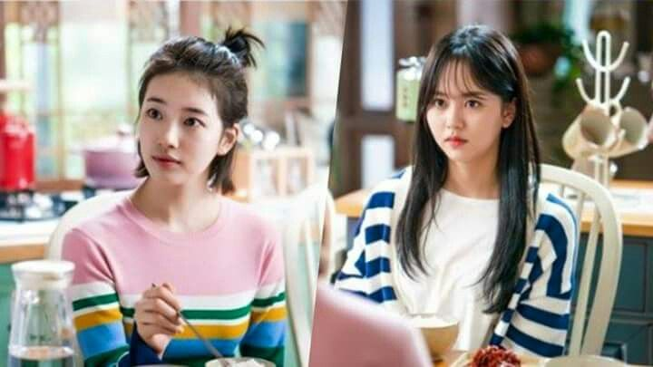 "Kim So Hyun & Suzy SBS Drama ""While You Were Sleeping"""