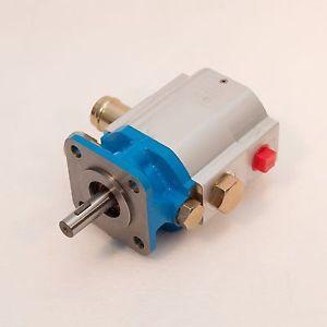 a 11 gpm hydraulic log splitter pump 2 stage hi lo gear pump logsplitter new