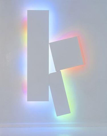 modern neon / Stephen Antonakos
