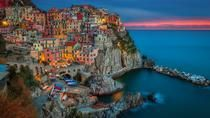 Private Sunset Boat Tour Along the Cinque Terre with Tasting, Cinque Terre, Sunset Cruises