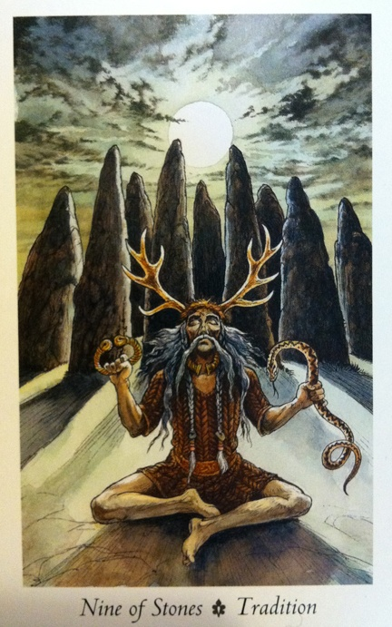 Rebirth Divination Card: 17 Best Images About Tarot: Nine Of Pentacles On Pinterest