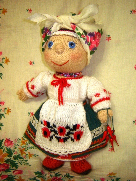 Knitting Jenny Toys : Knitted doll let s get complicated make it knits and