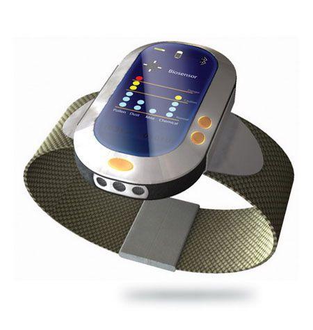 Future health monitor.  #gadgets #health #monitor #electronics #geek #technology