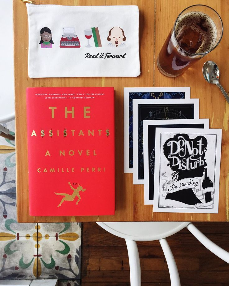 "The Skimm calls #TheAssistants ""'Ocean's Eleven' meets 'The Devil Wears Prada'"""