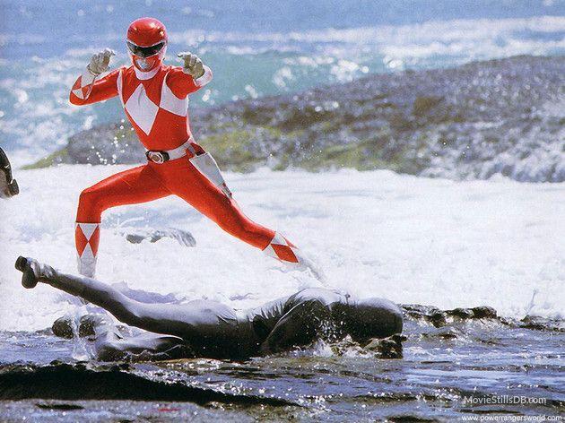 Mighty Morphin' Power Rangers wallpaper