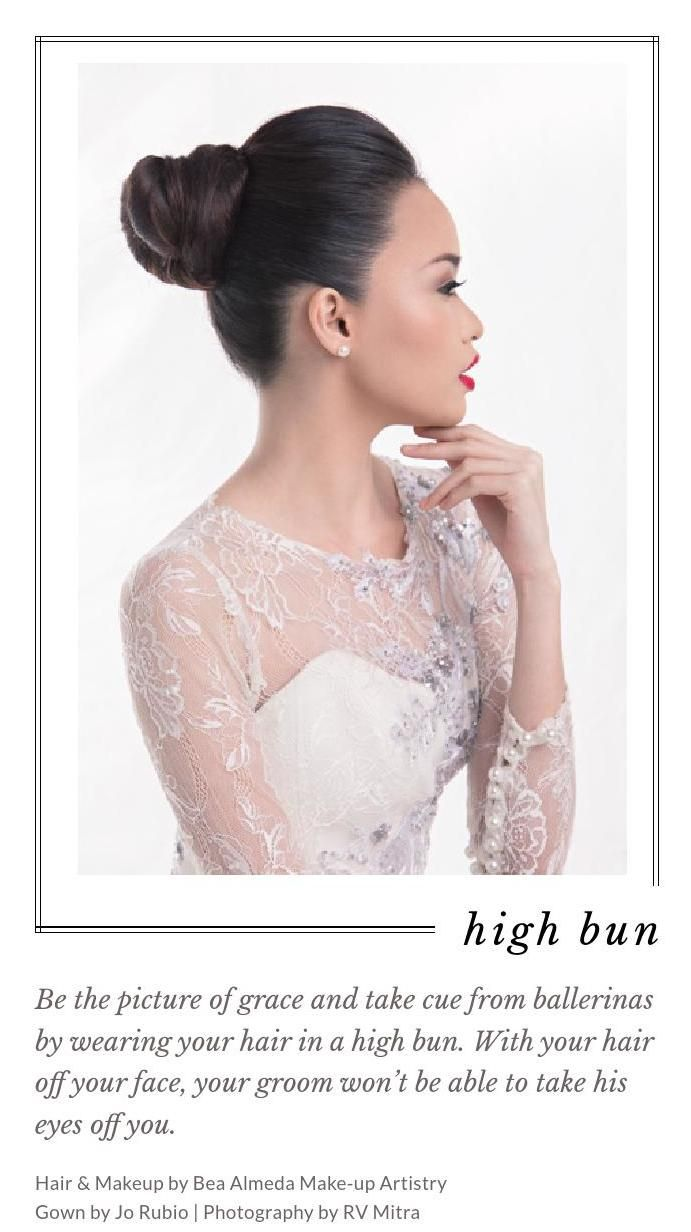 19 best Bridal Hair and Makeup images on Pinterest   Wedding hair ...