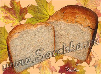 Крестьянский хлеб - рецепт с фото