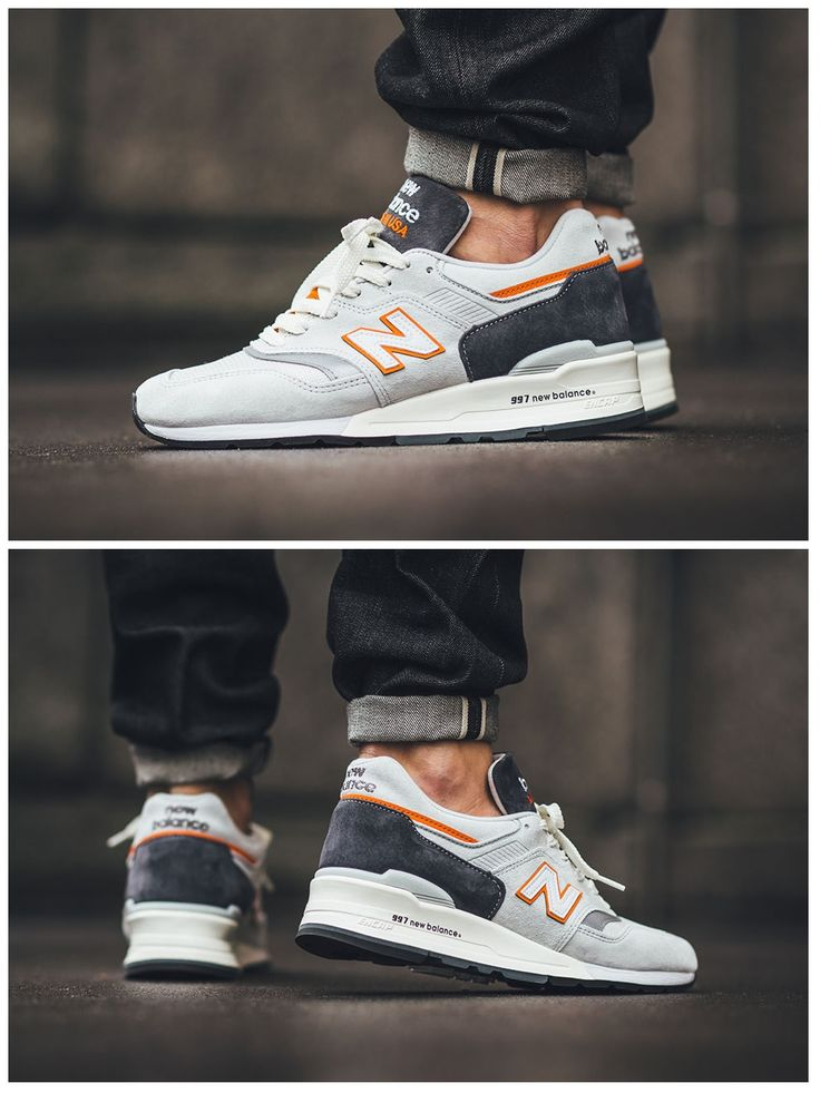 Chubster favourite ! - Coup de cœur du Chubster ! - shoes for men - chaussures pour homme - sneakers - boots - sneakershead - yeezy - sneakerspics - solecollector -sneakerslegends - sneakershoes - sneakershouts - New Balance M997CSEA 'Explore by Sea'