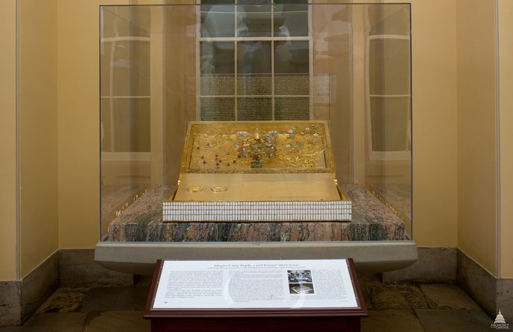 The #MagnaCarta is 800 years old. Learn more about one of the inspirations to the American Revolution.